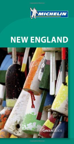 Green Guide - New England By Rachel Mills