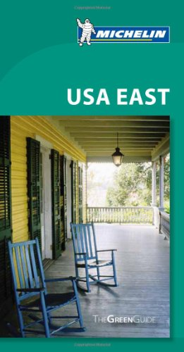 Green Guide USA East By Rachel Mills