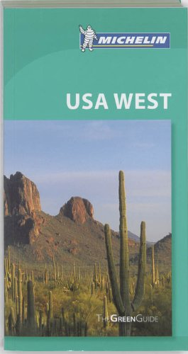 Green Guide - USA West By Rachel Mills