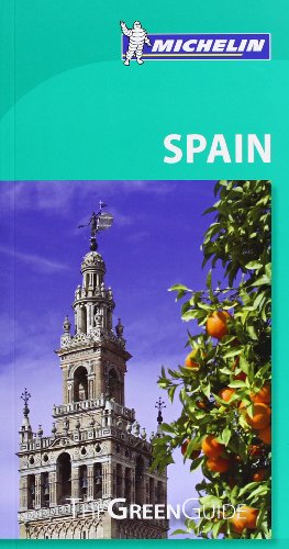 Spain Green Guide By Michelin Travel & Lifestyle