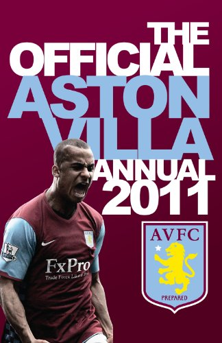 Official Aston Villa FC Annual: 2011 by