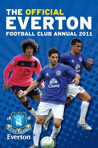 Official Everton FC Annual By Misc