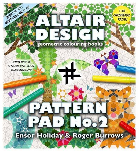 Altair Design Pattern Pad By Ensor Holiday