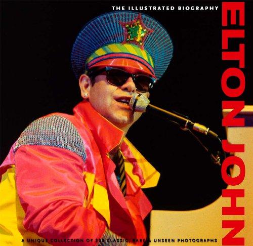 Elton John By Jane Benn