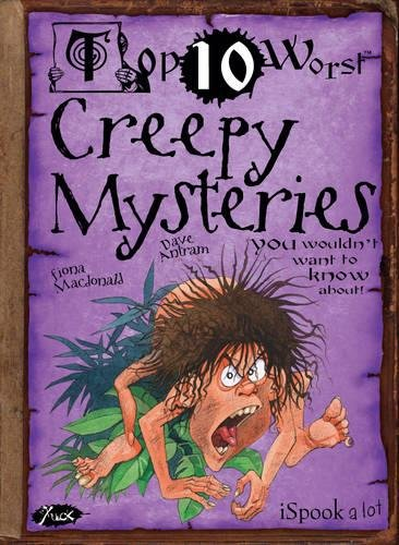 Creepy Mysteries By Fiona MacDonald