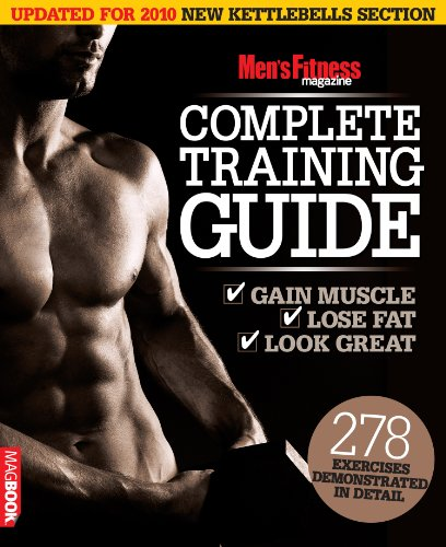 Men's Fitness Complete Training Guide by Peter Muir