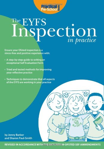 The EYFS Inspection in Practice By Jenny Barber