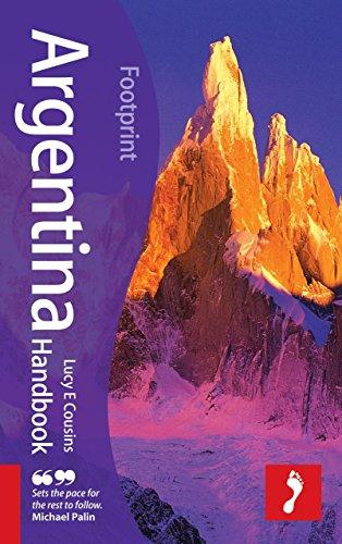 Argentina Footprint Handbook By Lucy E. Cousins