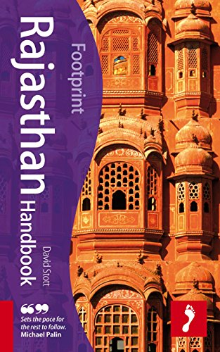 Rajasthan Footprint Handbook By Annie Dare