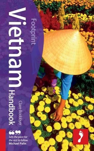 Vietnam Footprint Handbook By Claire Boobbyer