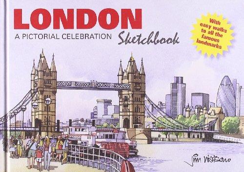 London Sketchbook By Jim Watson