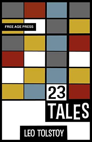 Twenty Three Tales By Leo Tolstoy