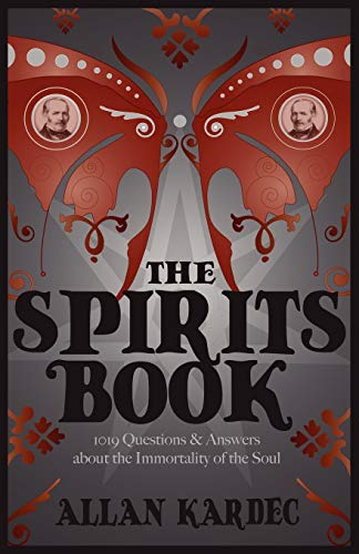 The Spirits Books By Allan Kardec