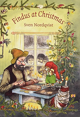 Findus at Christmas By Sven Nordqvist