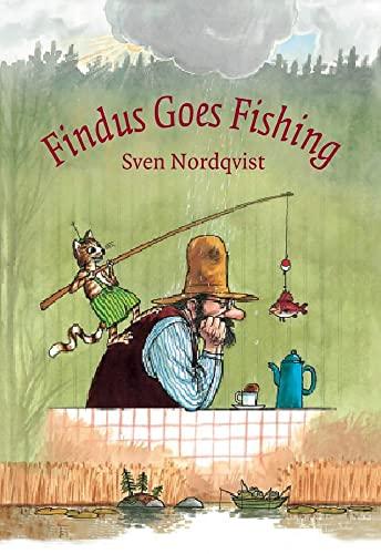 Findus Goes Fishing von Sven Nordqvist