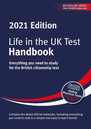 Life in the UK Test: Handbook 2021 By Henry Dillon
