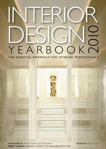Interior Design Yearbook 2010 By Editor-in-chief Robert Nisbet