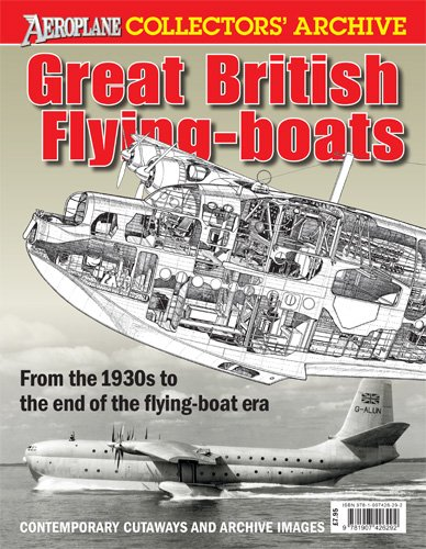 Aeroplane Collectors' Archive - Great British Flying Boats By Mike (edit). Hooks