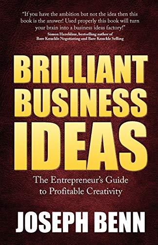 Brilliant Business Ideas By Joseph Benn
