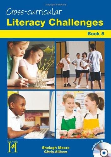 Cross - Curricular Literacy Challenges By Shelagh Moore