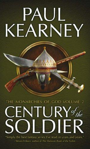 Century of the Soldier By Paul Kearney