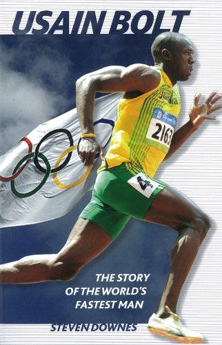 Usain Bolt By Steven Downes