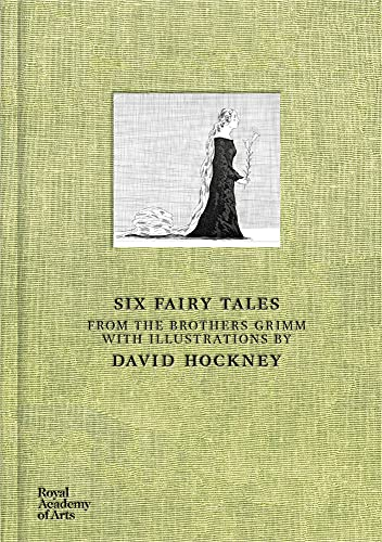 Six Fairy Tales from the Brothers Grimm: With Illustrations by David Hockney By David Hockney