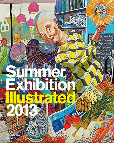 Summer Exhibition Illustrated 2013 By Norman Ackroyd