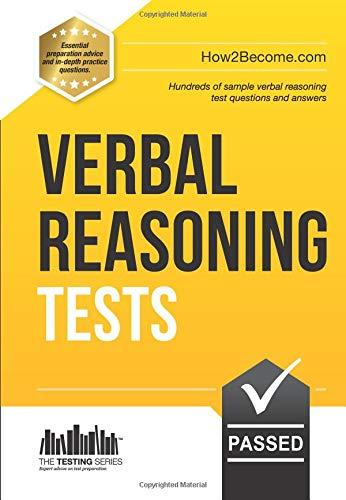 Verbal Reasoning Tests: 1 (Testing Series) By Richard McMunn