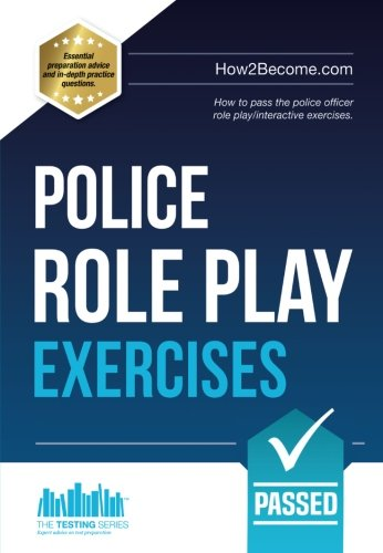 Police Officer Role Play Exercises By Richard McMunn