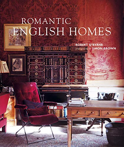 Romantic English Homes by Robert O'Byrne 1907563296 The Cheap Fast Free Post