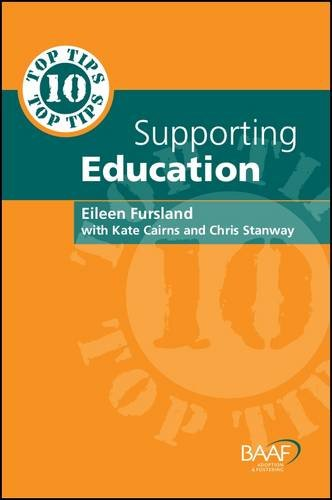 Ten Top Tips for Supporting Education By Eileen Fursland
