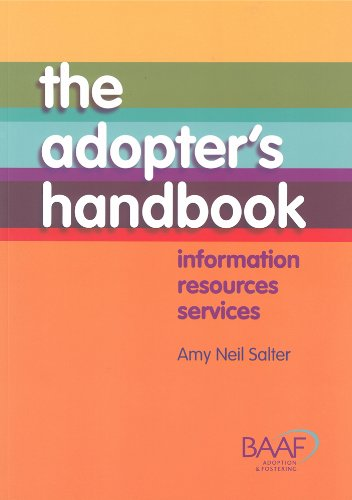 The Adopters Handbook By Amy Neil Salter