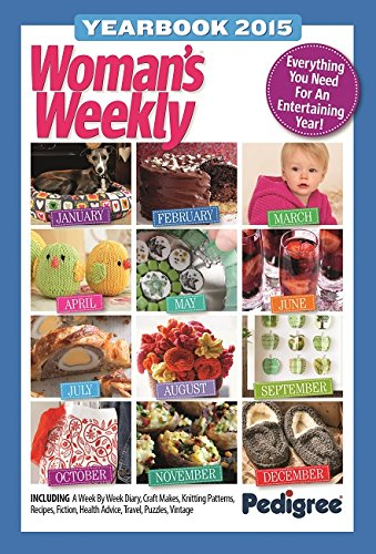 Woman's Weekly Yearbook By Pedigree Books