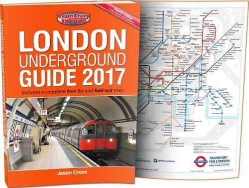 London Underground Guide 2017 By Jason Cross