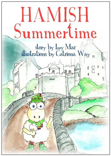 HAMISH Summertime By Izzy Mac