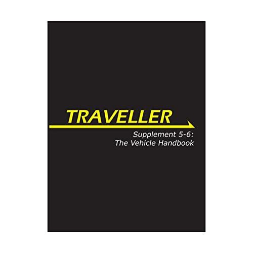 Traveller Supplement 5-6: The Vehicle Handbook By Colin Dunn