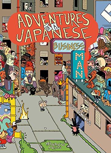Adventures of a Japanese Business Man von Jose Domingo