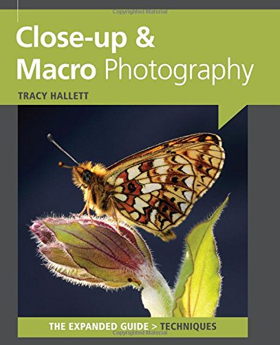 Close-up and Macro Photography By ,Tracy Hallett
