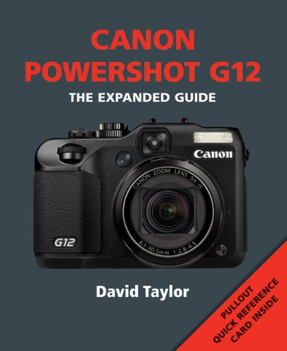Canon Powershot G12 By David Taylor