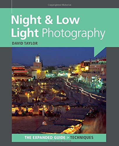 Night and Low Light Photography By Jon Sparks