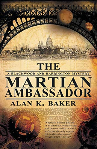 The Martian Ambassador by Alan K. Baker
