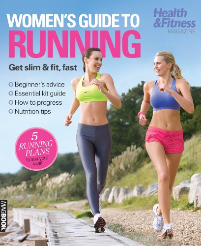Health and Fitness Women's Guide to Running By Mary Comber