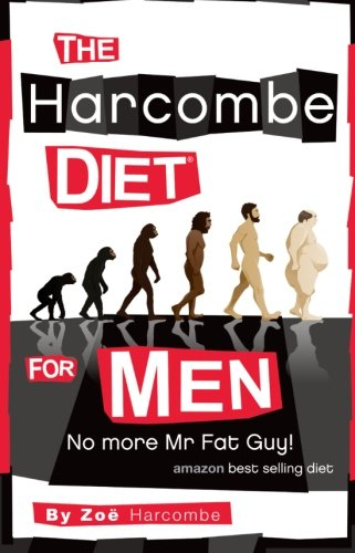 The Harcombe Diet for Men By Zoe Harcombe