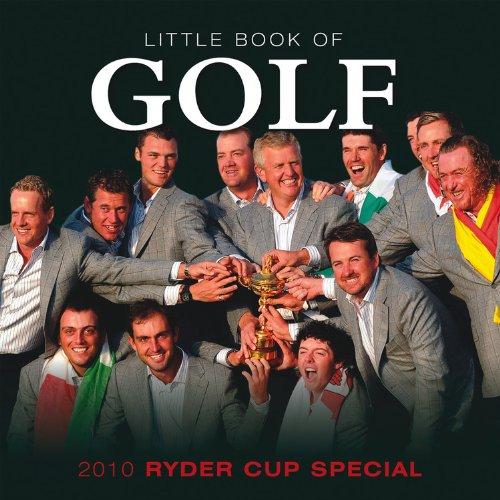 Little Book Of Golf By Pat Morgan