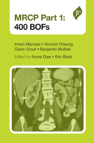 MRCP Part 1: 400 BOFs By Imran Mannan