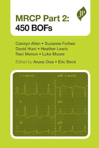 MRCP Part 2: 450 BOFs By Carolyn Allen