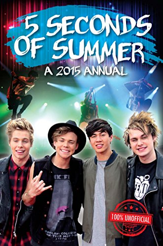 5 Seconds of Summer, a 2015 Annual By Pillar Box Red Publishing Ltd
