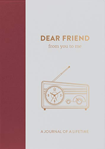 Dear Friend, from you to me By from you to me ltd