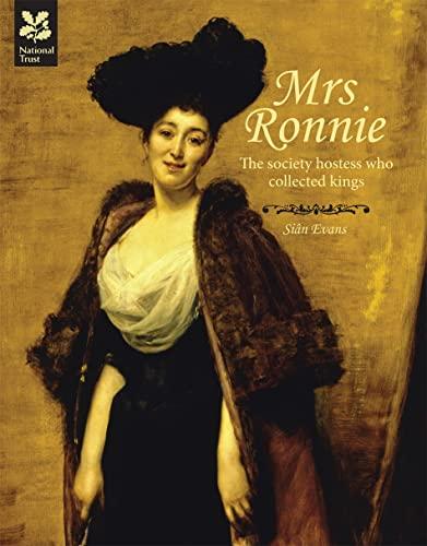 Mrs Ronnie von Sian Evans